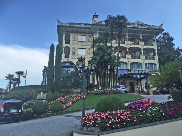 Villa e Palazzo Aminta